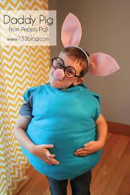 Peppa Pig Pumpkin Stencil by Daddy And Peppa Pig Costume Tutorial