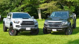 2017 Toyota Tacoma TRD Pro Vs 2017 Chevrolet Colorado ZR2 Quick ... Autolirate 1947 Dodge 12 Ton Truck Chevy Pickup Hotrod Ute Custom Sled Ratrod Unique Rhd Aussie This Chevrolet Truck Is Definitely As Fast It Looks Hot For Sale Classiccarscom Cc1129549 47 Limited Classic Trucks In Arizona Types Of 1967 Intertional Harvester Classics On 2019 Silverado First Drive Risky Business 1957 Chevy Trucks Sale Coe 454 Engine 4l80e Shop Introduction Rod Network 20 Hd Gmc Sierra Spied Testing Together Nice Colors 2005 Autostrach