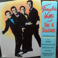 Frankie Valli And The Four Seasons LP Frankie Valli And The Four