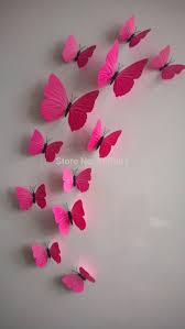 Modern 3d Paper Butterflies 13