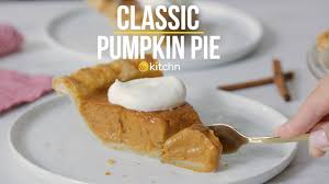 Keeping Pumpkin Pie Crust Getting Soggy by Pumpkin Pie Recipe How To Bake Pumpkin Pie Kitchn