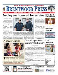 Union Tile Setter Salary by Brentwood Press 07 07 17 By Brentwood Press U0026 Publishing Issuu