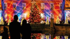 Twinkling Christmas Tree Lights Uk by Christmas Lights And Winter Illuminations National Trust