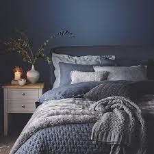 Moody Blues And Greys Bedroom John Lewis Blue Grey Master Best