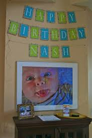 Enlarged A Massive Color Print At Staples Of Our HAPPIEST FUNNIEST Baby Picture For The