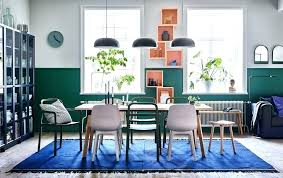 Dining Area Decor Ideas And Design Traditional Room Large Table Lounge Diner Wall