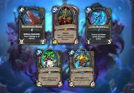 Top Decks Hearthstone Frozen Throne by Hs Top Decks On Twitter