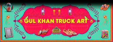 100 Truck Art Gul Khan In Pakistan Work Design Pakistan