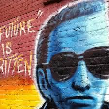 photos at joe strummer mural street art in alphabet city