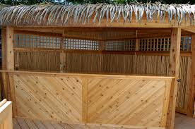 100 Bamboo Walls Tikihutparadise