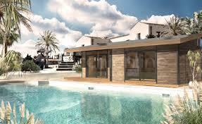extension chambre extension de maison en bois archionline