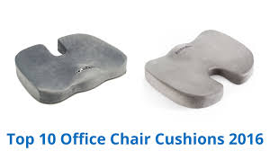 Orthopedic Office Chair Cushions by 10 Best Office Chair Cushions 2016 Youtube