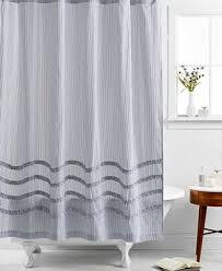 Jc Penney Curtains Martha Stewart by Closeout Martha Stewart Collection Ruffle Shower Curtain Shower