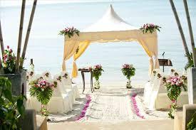 Inspirati Purple Beach Wedding Ceremony Aisle Decor And Floral At Acqualina Resort U