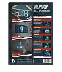 Halloween Ghost Projector Lights by Virtual Reality Halloween Video Atmosfearfx Ghostly Apparitions