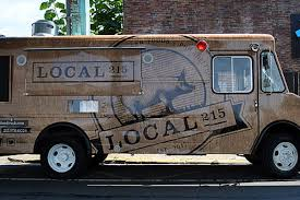 100 Fairmount Truck Rental Local 215 Joins The Food Brigade In Philly Eater Philly