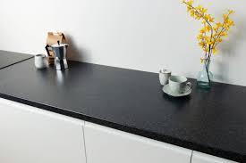 schwarzer granit arbeitsplatte schwarzer granit