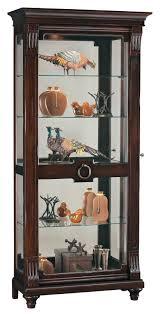howard miller 680 539 680539 brenna lighted curio cabinet ebay