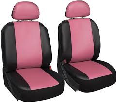 Amazon.com: OxGord Leatherette Bucket Seat Cover Set For Car, Truck ... Leather Seat Covers Upholstery 2006 Dodge Ram 2500 8lug Magazine Ford Truck By Clazzio Bestfh Car Suv Pu Cushion Rear Bench Truck Seat Covers Lvo Fh4 Burgundyblack Eco Leather Front Bucket Black Man Tgx Tgs Redtoffee Fh Group Highback Textured For Sedan Van 5 Full Set Truck Leather Seat Covers Truckleather Luxury Supports Cover Microfiber
