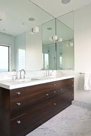 wall mirrors backlit bathroom wall mirrors big horizontal wall