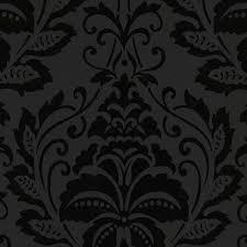 a s creation vliestapete barock schwarz 10 meter