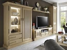wohnwand wohnzimmer schränke casapino 4 teilig 1 vitrine 1 tv schrank 1 highboard 1 wandboard