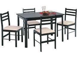 table et 4 chaises ensemble table 4 chaises quatro vente de ensemble table