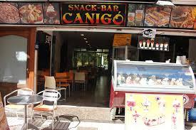 snack bar cuisine canigo snack bar home calella menu prices restaurant