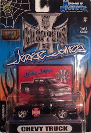 Muscle Machines, GMC Truck, West Coast Choppers, Jesse James, 1:64 ... Hill Country Hustler Jesse James Twinturbo Hemi Barnstormer Baja Truck Gwood 2012 Youtube Where Are They Now Discovery Sinister Editon Wheelspics Dodge Diesel Wcc Monster Is A Dead Man West Coast Choppers Home Excelsior Springs Missouri 64024 Chrysler Geiser Trophy Truck Racedezertcom Races Offroad Trucks In Sturgis Aoevolution Ryan Freidlinghaus Appears A Taping Of Discoverys Rc Remote Chevy Silverado Black Huge 1