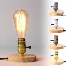 industrial desk l vintage water pipe lightings retro