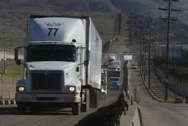 U.S. Opens Border To Mexican Trucks - The San Diego Union-Tribune Crst Truck Driving School San Diego Best Resource Cdl Traing Roadmaster Drivers La To Consider Blocking Trucking Companies That Use Ipdent Free Truck Driver Traing Job Billigfodboldtrojer Windshield Replacement Chula Vista Glass Repair Why Was Arlington Picked Be A Testing Ground For Selfdriving Craigslist Jobs Dallas Txcraigslist For Akron Ohiocraigslist California Local In Ca Emergency Vehicles Touch A Robots Could Replace 17 Million American Truckers The Next Dannys Ice Cream And Cart 44 Photos 34 Reviews