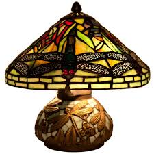 Tetris Stackable Led Desk Lamp Ebay by Tiffany Style Dragonfly Floor Lamp With Mosaic Base Hankodirect