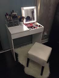 Ikea Makeup Vanity Charming Makeup Vanity Table Ikea With Best 25