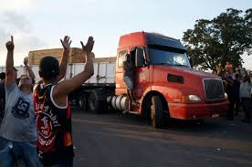 100 Trucking Strike The Week That Stopped Brazil