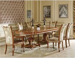 0062 European Classic Dining Room FurnitureHigh End Wood