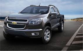 New Chevrolet Colorado Pickup Confirmed For U.S. - Digital Dealer