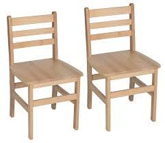 Regency 9218NT2PK Set Of (2) Atlas Classroom Chairs, 18