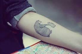 Image Result For Mama Bear Baby Tattoo