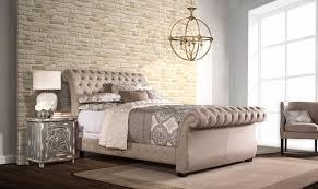 Gardner White Bedroom Sets by Hillsdale Furniture Bedroom Bombay Bed Set Queen Linen Stone