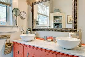 Coral Bathroom by Jacksonville Coral Bathroom Shabby Chic Style With Addition