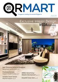 100 Singapore Interior Design Magazine QRMart March 2016 By QRMart
