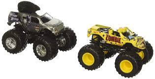 100 Mohawk Warrior Monster Truck Amazoncom Hot Wheels Jam 2017 Demolition Doubles Zombie Vs