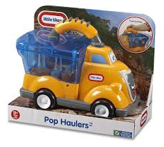 Amazon.com: Little Tikes Pop Haulers- Billy Boulder - Push And Pop ... Little Tikes Dump Truck Vintage Imagination Find More Dumptruck Sandbox For Sale At Up To 90 Off Red And Yellow Plastic Haulers Buy Tikes Digger Dump Truck In Londerry County Monster Dirt Digger Big W Amazoncom Cozy Toys Games Preschool Pretend Play Hobbies Handle Donnie Diggers 2in1 Excavator Bluegray Vintage Little Tikes I80 Expressway Replacement Part