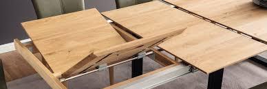 esstisch ausziehbar massivholz innatura massivholzmöbel