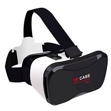 Cage Sents VR Case 5Plus 3D VR Headset Virtual Reality Box with