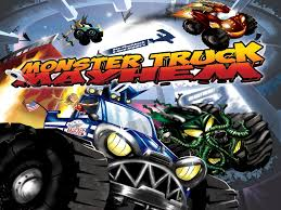 Now On Kickstarter: Monster Truck Mayhem By Greater Than Games ... Cool Math Games Monster Truck Destroyer Youtube Jam Maximum Destruction Screenshots For Windows Mobygames Trucks Mayhem Wii Review Any Game Tawnkah Monsta Proline At The World Finals 2017 Wwwimpulsegamercom Monsterjam Android Apps On Google Play Rocket Propelled Monster Truck Soccer Video Jam Path Of Destruction Is A Racing Video Game Based Madness 64 Nintendo Gameplay Superman Minecraft Xbox 360