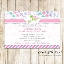 Baby Shower Invitation Card Vector Free Stock Illustration 544513