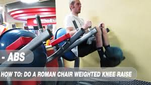 Captains Chair Leg Raise Youtube by 100 Roman Chair Leg Raises Exercise Abs Exercise Machines