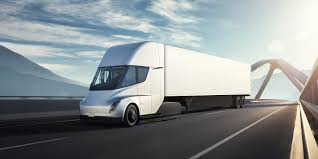 100 Semi Truck Pictures Tesla Important New Customer Is Getting An Electric Semi Test