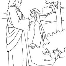Holiday Train Coloring Page Miracles Of Jesus